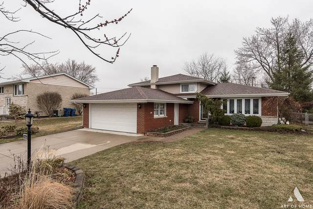 8715 S 85th Court, Hickory Hills, IL 60457 (MLS #10672406) :: The Wexler Group at Keller Williams Preferred Realty