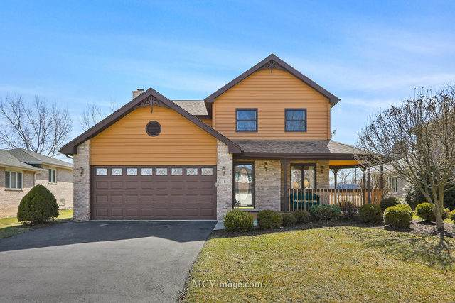 8 Meagan Lane, Lemont, IL 60439 (MLS #10672478) :: The Wexler Group at Keller Williams Preferred Realty