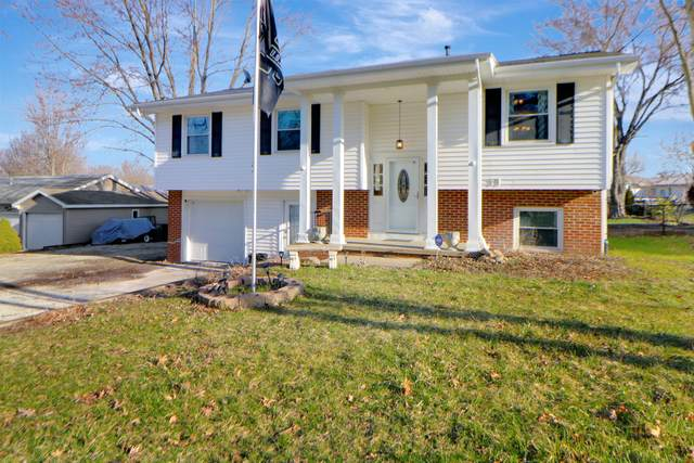 106 S Lake Of The Woods Road, Mahomet, IL 61853 (MLS #10672479) :: Century 21 Affiliated