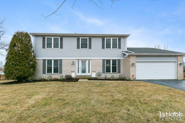 600 Hillside Drive, Mundelein, IL 60060 (MLS #10672581) :: Helen Oliveri Real Estate