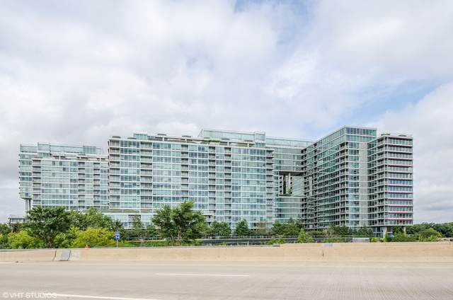 9655 Woods Drive #1001, Skokie, IL 60077 (MLS #10672670) :: Property Consultants Realty