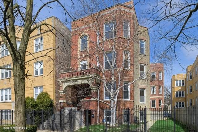 3316 W Palmer Street Gf, Chicago, IL 60647 (MLS #10672671) :: Property Consultants Realty