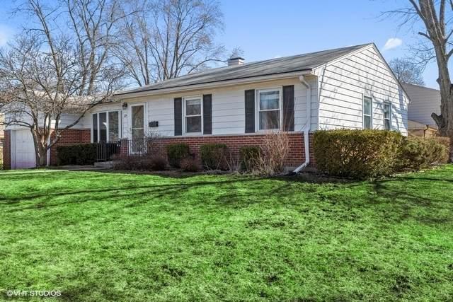 125 N Winston Drive, Palatine, IL 60074 (MLS #10672675) :: Jacqui Miller Homes