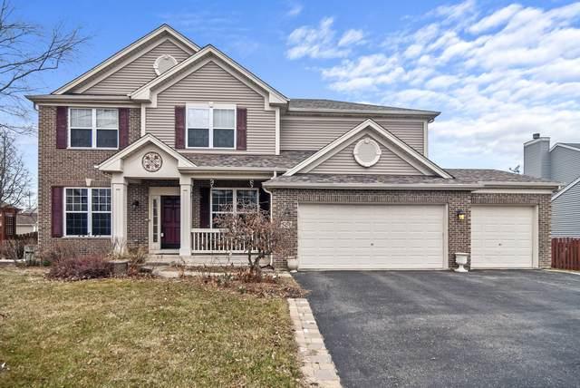 1861 Cambridge Lane, Montgomery, IL 60538 (MLS #10672677) :: Angela Walker Homes Real Estate Group