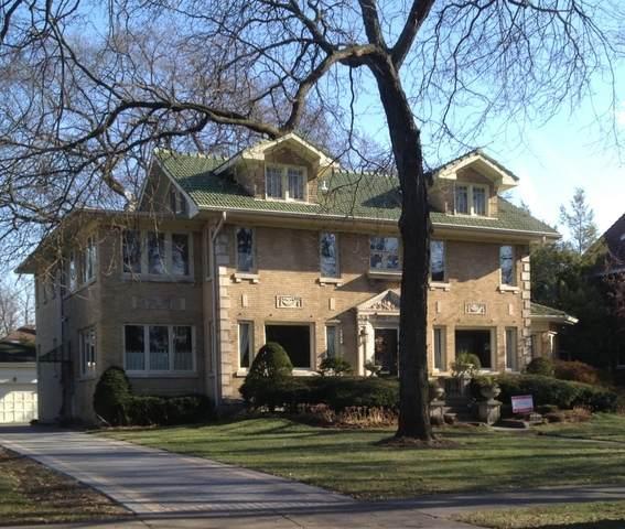 829 Lathrop Avenue, River Forest, IL 60305 (MLS #10672706) :: Angela Walker Homes Real Estate Group