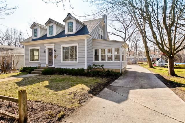 19 E Blodgett Avenue, Lake Bluff, IL 60044 (MLS #10672736) :: Property Consultants Realty