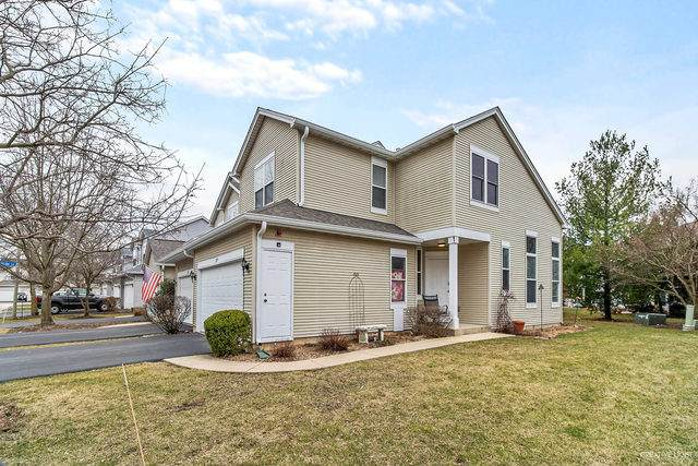 179 Woodland Circle #78, North Aurora, IL 60542 (MLS #10672803) :: The Wexler Group at Keller Williams Preferred Realty