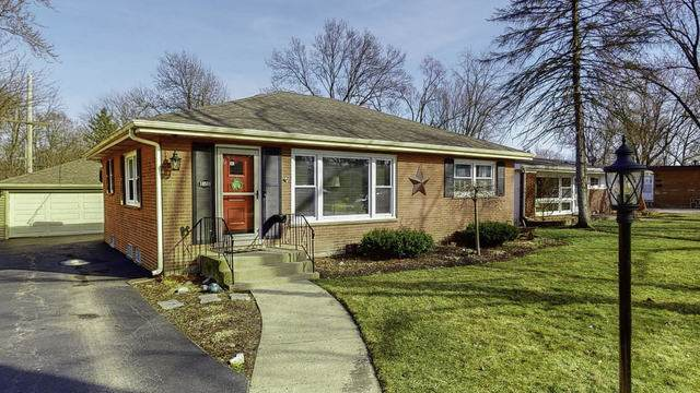 18511 Ashland Avenue, Homewood, IL 60430 (MLS #10672988) :: The Wexler Group at Keller Williams Preferred Realty