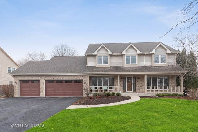 609 Yardley Trail, Mundelein, IL 60060 (MLS #10672993) :: Helen Oliveri Real Estate
