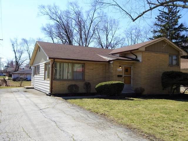 2801 Woodworth Place, Hazel Crest, IL 60429 (MLS #10673022) :: Janet Jurich