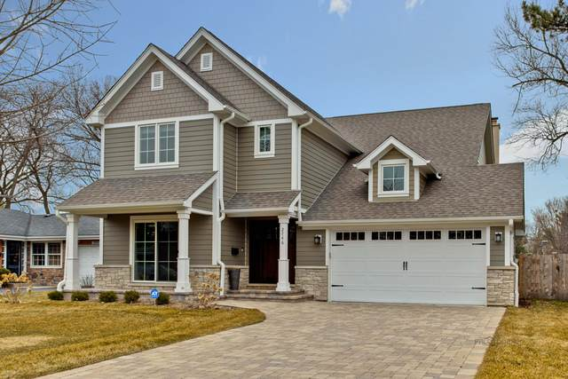 2746 Orchard Lane, Wilmette, IL 60091 (MLS #10673026) :: Jacqui Miller Homes