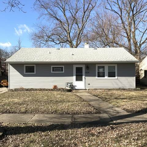 14616 Trumbull Avenue, Midlothian, IL 60445 (MLS #10673062) :: BN Homes Group