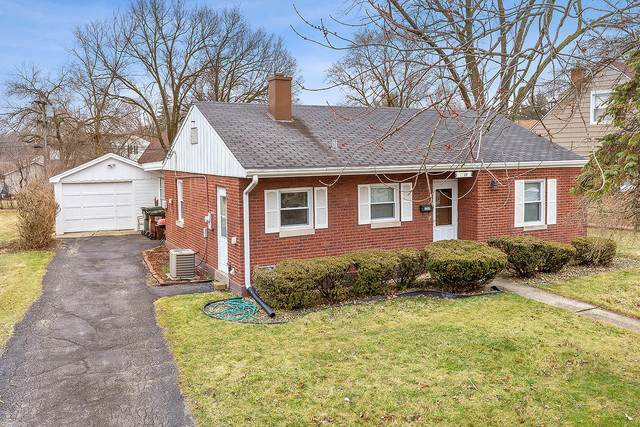 2220 Downey Road, Homewood, IL 60430 (MLS #10673219) :: The Wexler Group at Keller Williams Preferred Realty