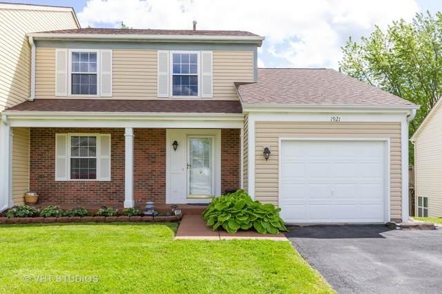1921 Barnhill Drive, Mundelein, IL 60060 (MLS #10673231) :: Helen Oliveri Real Estate