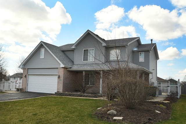 636 Superior Drive, Romeoville, IL 60446 (MLS #10673272) :: Angela Walker Homes Real Estate Group