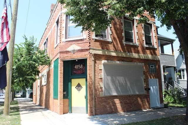4158 Campbell Avenue, Chicago, IL 60632 (MLS #10673332) :: Helen Oliveri Real Estate
