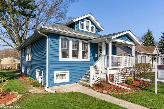 412 N Iowa Avenue, Villa Park, IL 60181 (MLS #10673337) :: Angela Walker Homes Real Estate Group