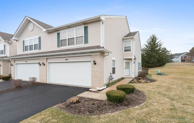 509 Windham Cove Drive, Crystal Lake, IL 60014 (MLS #10673340) :: Property Consultants Realty