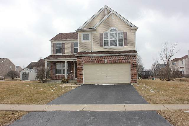 350 Prairie Ridge Drive, Minooka, IL 60447 (MLS #10673345) :: Littlefield Group