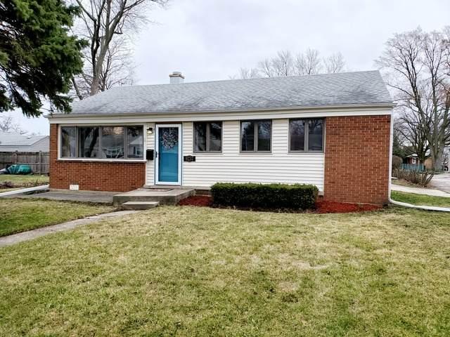 9237 Belleforte Avenue, Morton Grove, IL 60053 (MLS #10673371) :: Helen Oliveri Real Estate
