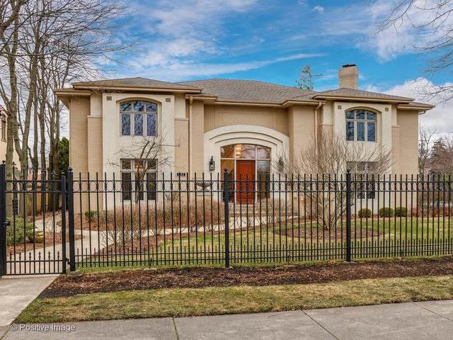1142 Franklin Avenue, River Forest, IL 60305 (MLS #10673377) :: Helen Oliveri Real Estate