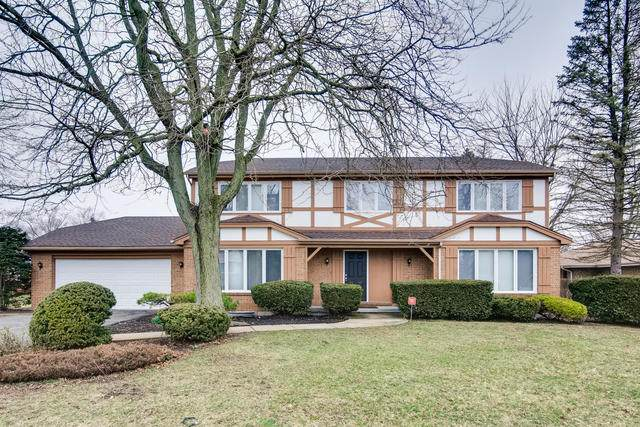 2825 Cambridge Lane, Olympia Fields, IL 60461 (MLS #10673384) :: The Wexler Group at Keller Williams Preferred Realty