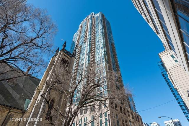 21 E Huron Street #3004, Chicago, IL 60611 (MLS #10673458) :: John Lyons Real Estate