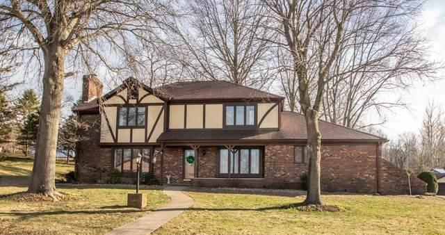 1218 Lakeridge Court, Danville, IL 61832 (MLS #10673468) :: Suburban Life Realty