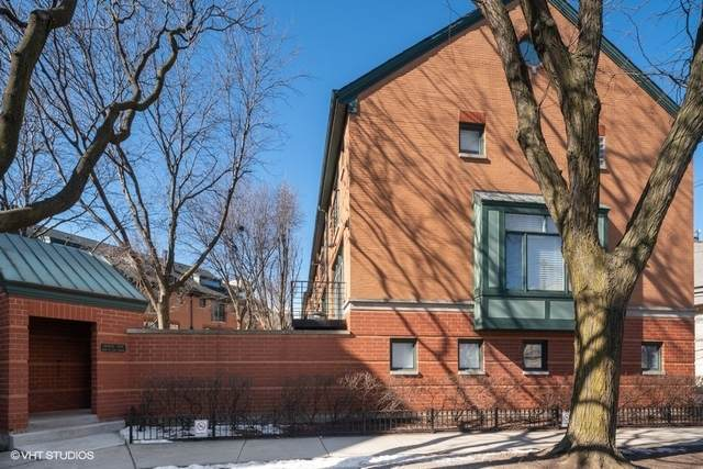 1530 N Elk Grove Avenue C, Chicago, IL 60622 (MLS #10673469) :: Property Consultants Realty