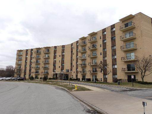18400 Cherry Creek Drive #503, Homewood, IL 60430 (MLS #10673530) :: The Wexler Group at Keller Williams Preferred Realty