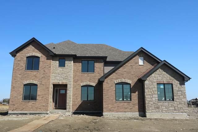 8631 Stone Creek Boulevard, Frankfort, IL 60423 (MLS #10673560) :: Angela Walker Homes Real Estate Group