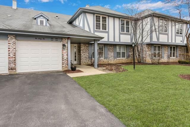 266 Southwick Court #266, Vernon Hills, IL 60061 (MLS #10673572) :: Ryan Dallas Real Estate