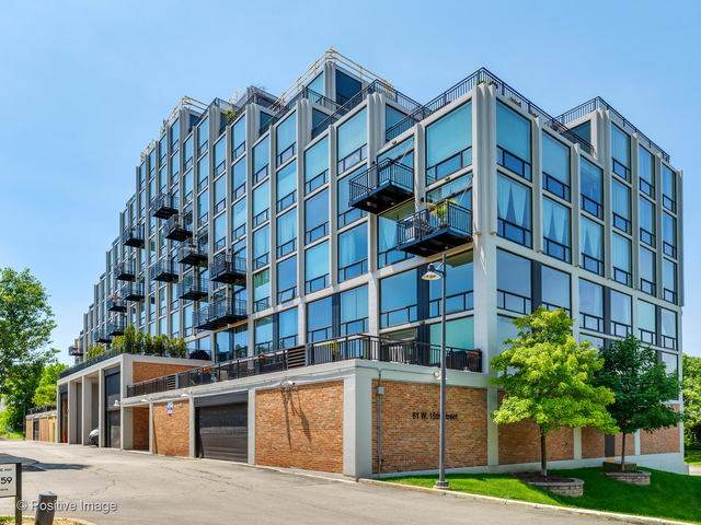 61 W 15th Street #201, Chicago, IL 60605 (MLS #10673616) :: The Wexler Group at Keller Williams Preferred Realty