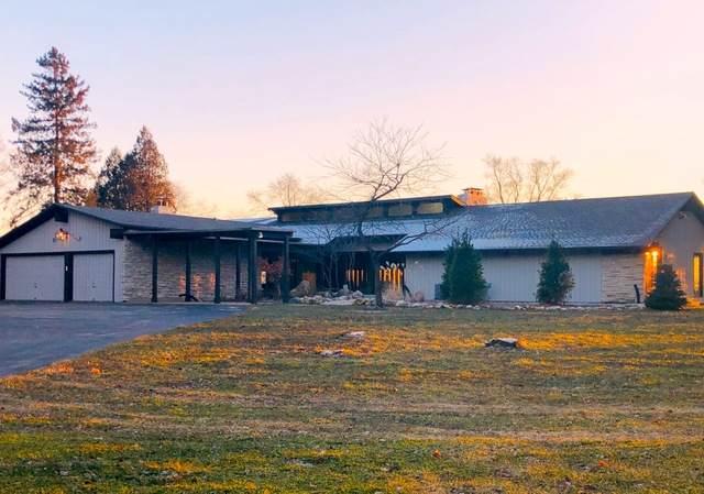 346 Old Sutton Road, Barrington Hills, IL 60010 (MLS #10673693) :: Helen Oliveri Real Estate
