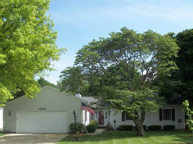 1601 Trails Drive, Urbana, IL 61802 (MLS #10673707) :: Helen Oliveri Real Estate