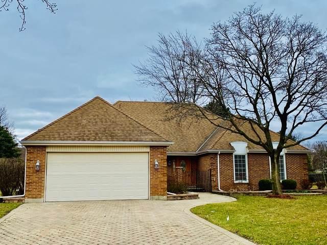 409 Jamestown Avenue, Westmont, IL 60559 (MLS #10673710) :: BN Homes Group