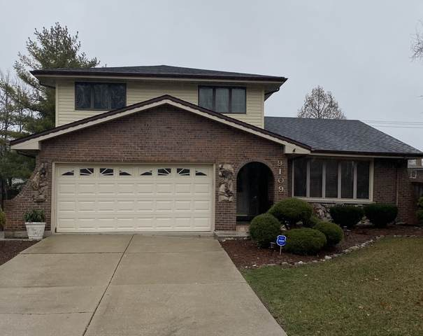 9109 S 84th Avenue, Hickory Hills, IL 60457 (MLS #10673751) :: The Wexler Group at Keller Williams Preferred Realty
