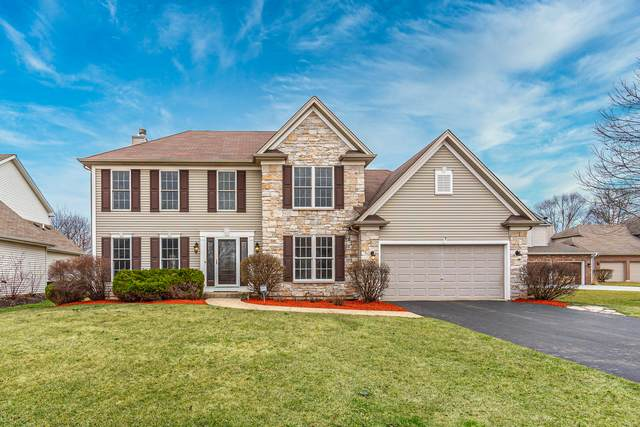 709 Doral Lane, North Aurora, IL 60542 (MLS #10673776) :: Touchstone Group