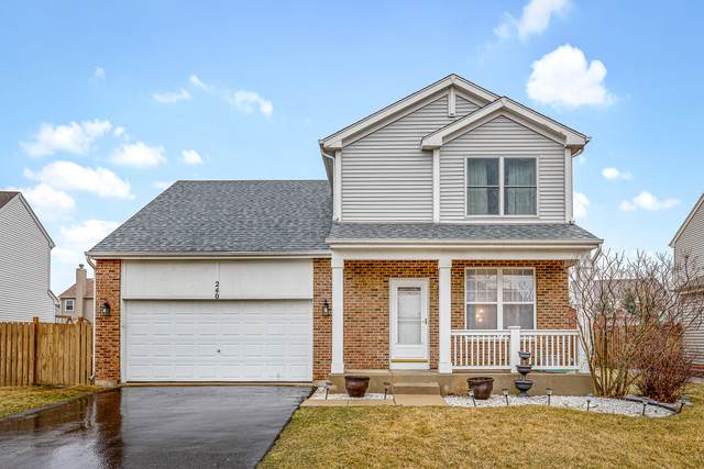 240 Ferryville Drive, Lake In The Hills, IL 60156 (MLS #10673791) :: Suburban Life Realty