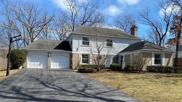 1297 Burr Oak Road, Lake Forest, IL 60045 (MLS #10673878) :: Lewke Partners