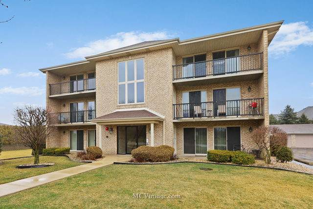 12755 St Andrews Court #301, Lemont, IL 60439 (MLS #10673973) :: The Wexler Group at Keller Williams Preferred Realty