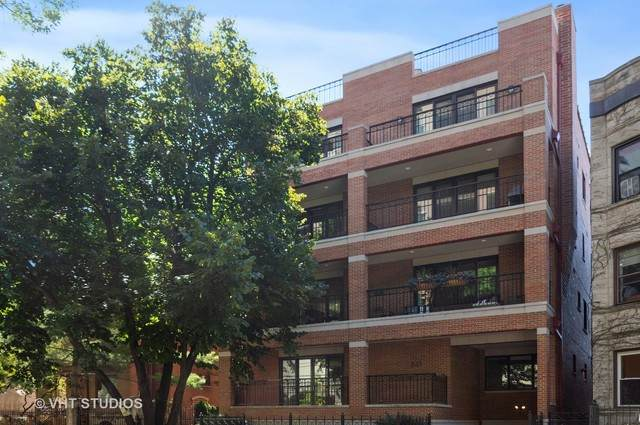 841 W Grace Street 2N, Chicago, IL 60613 (MLS #10673979) :: Property Consultants Realty