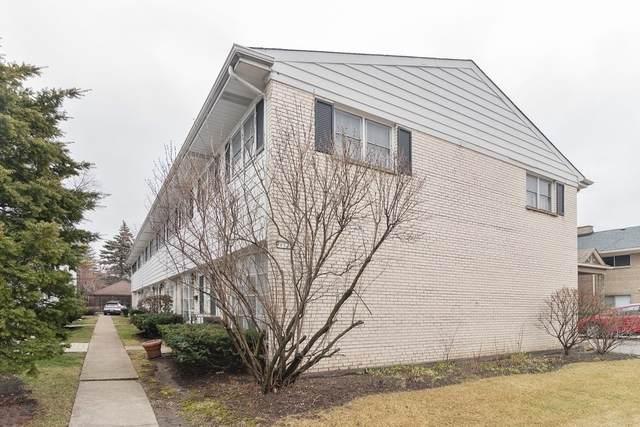 1121 N Harlem Avenue E, Oak Park, IL 60302 (MLS #10673984) :: John Lyons Real Estate