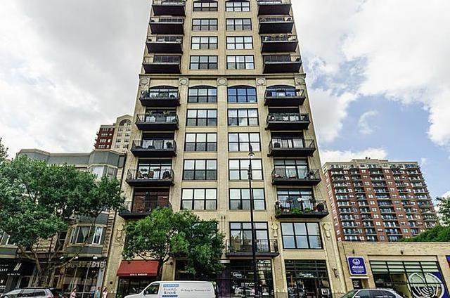 1516 S Wabash Avenue #304, Chicago, IL 60605 (MLS #10674029) :: The Wexler Group at Keller Williams Preferred Realty