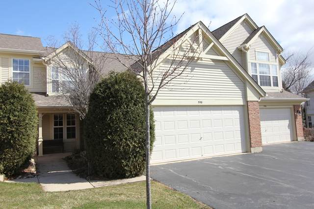 558 Portsmith Court #558, Crystal Lake, IL 60014 (MLS #10674047) :: Property Consultants Realty