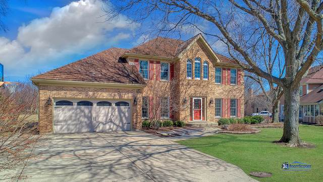 71 Hawkins Circle, Wheaton, IL 60189 (MLS #10674050) :: Berkshire Hathaway HomeServices Snyder Real Estate