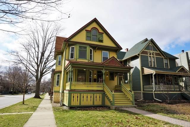 143 S Harvey Avenue, Oak Park, IL 60302 (MLS #10674086) :: Helen Oliveri Real Estate