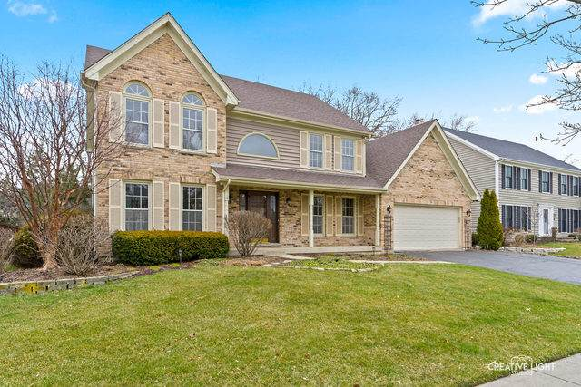 35 Hawkins Circle, Wheaton, IL 60189 (MLS #10674272) :: Berkshire Hathaway HomeServices Snyder Real Estate
