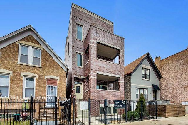 2435 W Augusta Boulevard #1, Chicago, IL 60622 (MLS #10674282) :: Property Consultants Realty