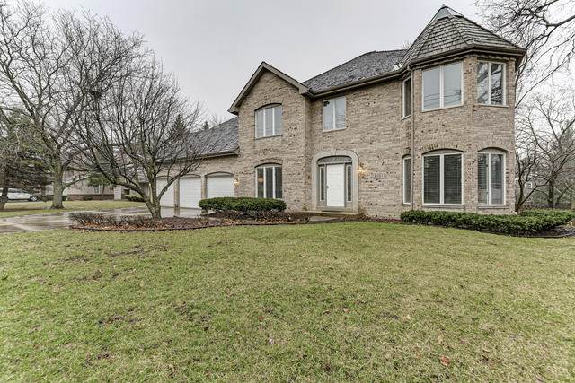 5701 Astony Court, Hinsdale, IL 60521 (MLS #10674329) :: The Wexler Group at Keller Williams Preferred Realty